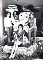 1972 PIONEER HIGH SCHOOL Whittier California Original Yearbook Annual Torch