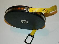 BMI GERMANY 20 mètre à RUBAN measure METER ROLLER measuring Tape METRIC macon