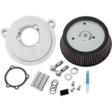 Arlen Ness Stage 1 Big Sucker Air Cleaner 93-99 Harley Evo Big Twin - Natural