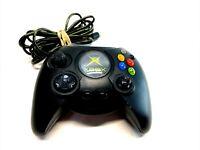 Microsoft Xbox FAT DUKE Wired Game Controller Black Model X08-17160