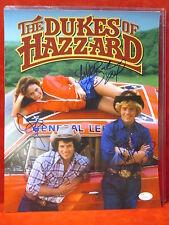 THE DUKES OF HAZZARD 3x Signed Autograph 11x14 Photo Schneider, Wopat & Bach JSA