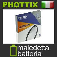 Filtro UV Protection Phottix Ultra Slim 72mm 2+2 layers (HX8)