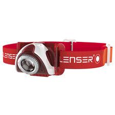 kQ LED LENSER SEO5 SEO 5 rot Kopflampe Stirnlampe 6006 von Zweibrüder