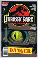 Jurassic Park #1 ORIGINAL Vintage 1993 Topps Comics