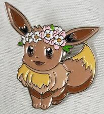 Pokemon - Flower Crown Eevee Pin