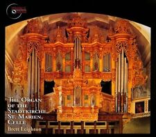 The Organ of the Stadtkirche St. Marien, Celle (CD, Jul-2013, Musica Omnia)