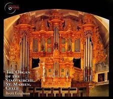 The Organ of the Stadtkirche St. Marien, Celle (CD, Jul-2013, Musica Omnia)