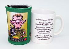 Simpson & Donkey Coffee Mug & Stubby Cooler