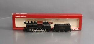 Mantua 323-21 HO Pacific Camelback 4-6-2 Steam Locomotive & Tender/Box
