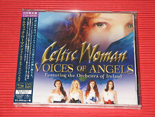 CELTIC WOMAN Voices Of Angels with Bonus Track JAPAN SHM CD + DVD