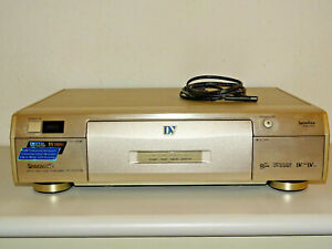 Panasonic NV-DV10000 High-End DV-Recorder, 2 Jahre Garantie