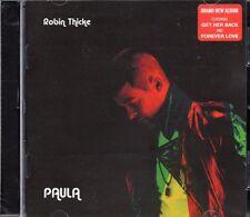 Robin Thicke - Paula (2014 CD) New & Sealed