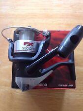Shimano FX 2500FB spinning reel