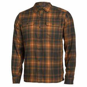 Sitka Frontier Shirt Earth Plaid