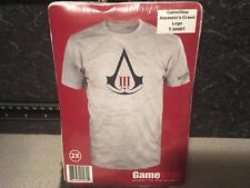 Assassin's Creed III T SHIRT Super rare version new sealed size 2xl