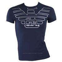 Emporio Armani T-shirt uomo manica corta mod.111035 9a725 colore blu