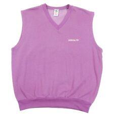 VGC Vintage ADIDAS Sleeveless Sweatshirt | Men's XL | Sweat Sweater Jumper Retro