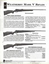 2002 WINCHESTER 1300 New Camp Defender, New Model 9410, Supreme SHOTGUN AD