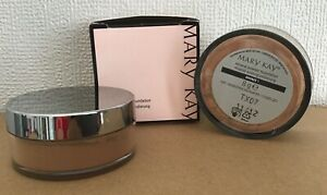 Mary Kay Mineral Powder Foundation Bronze 2 & 3  8g  Light Texture Make Up UK