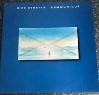 Dire Straits –Communiqué Album 9102 031 Vinyl LP UK 1st Press EX/EX