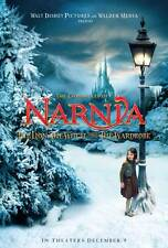 CHRONICLES OF NARNIA: THE LION, THE WITCH AND THE WARDROBE Movie POSTER 27x40 B