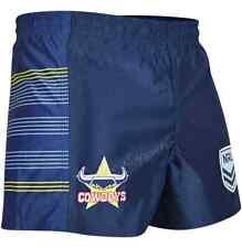 North Queensland Cowboys 2020 NRL Mens Footy Shorts Sizes S-5XL BNWT