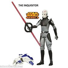 HASBRO STAR WARS REBELS - THE INQUISITOR -  FIGUR - NEU/OVP