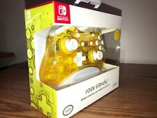 Nintendo Switch Rock Candy Wired Controller Pineapple Pop Yellow Color New