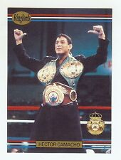"HECTOR ""MACHO"" CAMACHO - Boxing Trading Card - 1991 Ringlords"