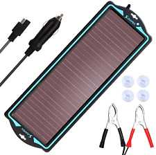 Sunapex 12v Solar Trickle Chargerbattery Chargerbattery 18w Solar Panel