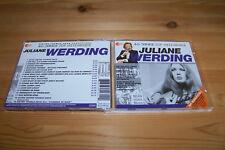 CD - JULIANE WERDING - 40 JAHRE ZDF HITPARADE  - TOP ZUSTAND - NM - CD