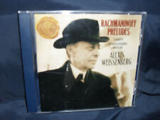 Rachmaninoff – Preludes / Complete -Alexis Weissenberg