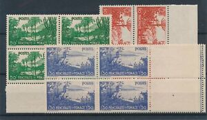 [31331] Monaco 1937 Good lot block of 4 Very Fine MNH stamps
