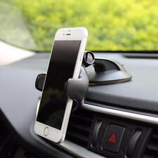 Universal 360° Rotating Car Windshield Mount Holder Stand For Cell Phone /GPS