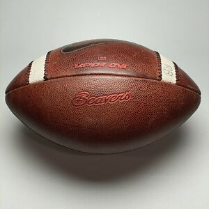 Oregon State University Beavers Game Used Nike Vapor One NCAA Football OSU PAC12