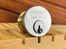 ASSA Abloy Sargent XC High Security Mortise No Key Locksport
