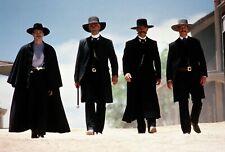 Tombstone OK Corral Wyatt Earp Photo Western Cowboy Movie Old West 8x10 Outlaw