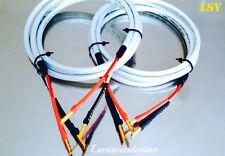 FURUTECH FS-301 Audio Speaker Cable 2x 3m A Pair Terminated.
