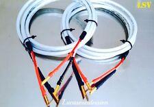 FURUTECH FS-301 Audio Speaker Cable 2x 1.5m A Pair Terminated.