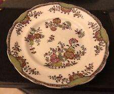 """Antico Vittoriano caolino Ware """"Mulberry Boemia piatto poco profonde/Piastra intorno al 1844"""
