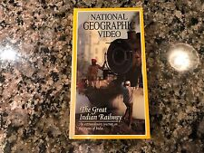 National Geographic Video New Sealed Vhs!