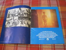 Close Encounters of the Third Kind 1977 Movie Theatre Giveaway Columbia Pictures