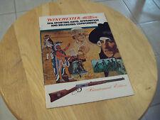 "Vtg 1976 BICENTENNIAL Edition Catalog~""WINCHESTER ARMS""~Ammo-Reloading-Guns~"