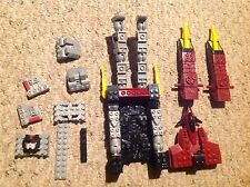 Used, Lot of  Mega Bloc Pieces,  Transformers?  See Pics for Details.  Lot C