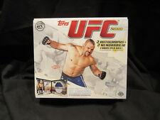 2010 TOPPS U.F.C SEALED BOX. MMA MIXED MARTIAL ARTS HOBBY BOX
