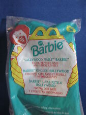 McDonalds 1999 Happy Meal Toy Barbie Hollywood Nails #6