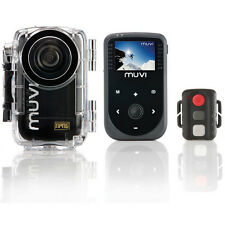 Veho Muvi HD NPNG Pro 1080P Action Camera Body Police Go Waterproof Helmet Cam