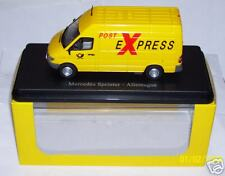 ELIGOR MERCEDES SPRINTER DEUTSCHE POST EXPRESS POSTE in BOX NEUF