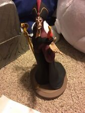 Aladdin Jafar Hand-Painted Limited Edition Maquette #152/500 (Walt Disney, 1992)