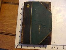 vintage book: LES DIX DIZAINES DES CENT NOUVELLES M Paul Lacroix, 1874, numbered